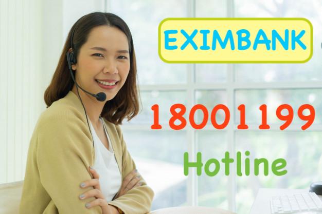 Hotline Eximbank - Số tổng đài ngân hàng Eximbank mới nhất