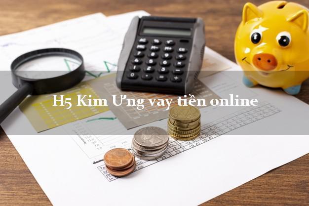 H5 Kim Ưng vay tiền online 0% lãi suất